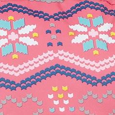 Fair Isle Design Set from Lillian Vernon