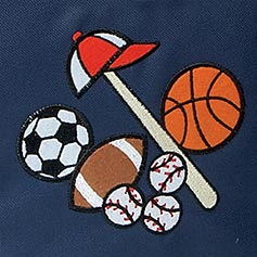 All Sports Design Set from Lillian Vernon