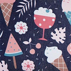 Ice Cream Dream Design Set from Lillian Vernon