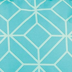 Turquoise Geo Design Set from Lillian Vernon