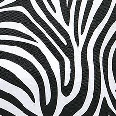 Zebra Design Set from Lillian Vernon