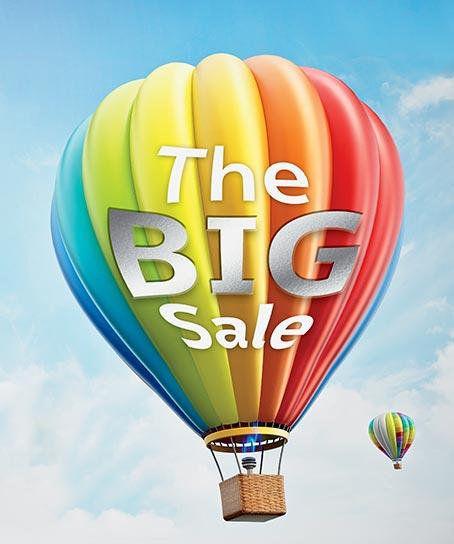 Summer Savings Sale