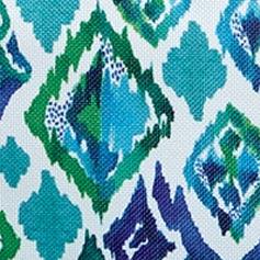 Blue Diamond Design Set from Lillian Vernon