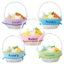 Easter decorations gifts easter basket ideas lillian vernon shop easter gifts negle Choice Image