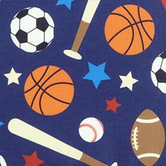 Sports Design Set from Lillian Vernon