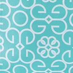 Mint Damask Design Set from Lillian Vernon