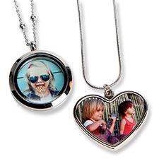Shop Photo Necklaces