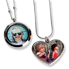 Shop Photo Necklaces